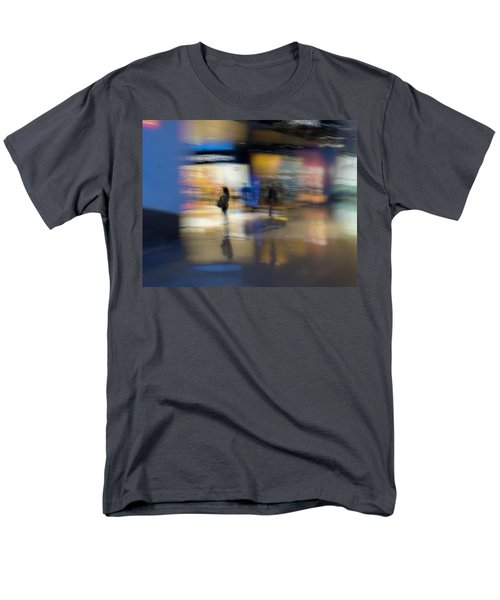 Men's T-Shirt  (Regular Fit) featuring the photograph On The Threshold by Alex Lapidus