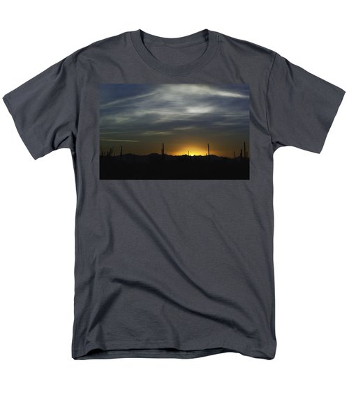 Men's T-Shirt  (Regular Fit) featuring the photograph Once Upon A Time In Mexico by Lynn Geoffroy