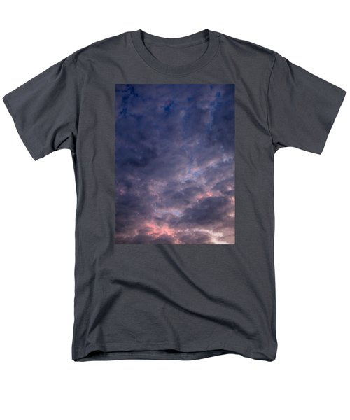 Men's T-Shirt  (Regular Fit) featuring the photograph Finally It Rained In Texas by Connie Fox
