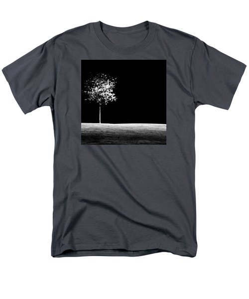 Men's T-Shirt  (Regular Fit) featuring the photograph One Tree Hill by Darryl Dalton