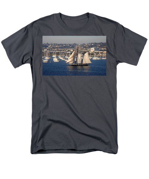 Only In My Dreams Men's T-Shirt  (Regular Fit) by Jay Milo