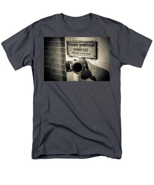 Open Sprinkler Men's T-Shirt  (Regular Fit) by Melinda Ledsome