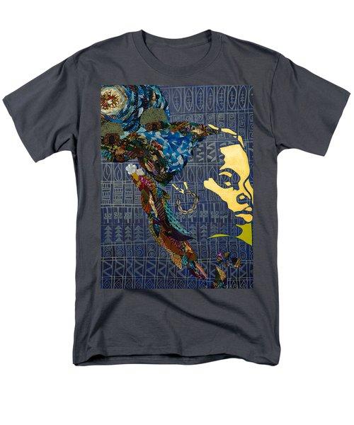Ori Dreams Of Home Men's T-Shirt  (Regular Fit) by Apanaki Temitayo M