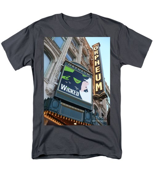 Orpheum Sign Men's T-Shirt  (Regular Fit)