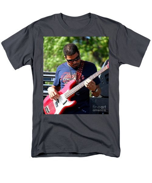 Oteil Burbridge Men's T-Shirt  (Regular Fit) by Angela Murray