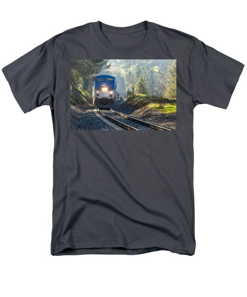 Out Of The Mist Men's T-Shirt  (Regular Fit) by Jim Thompson
