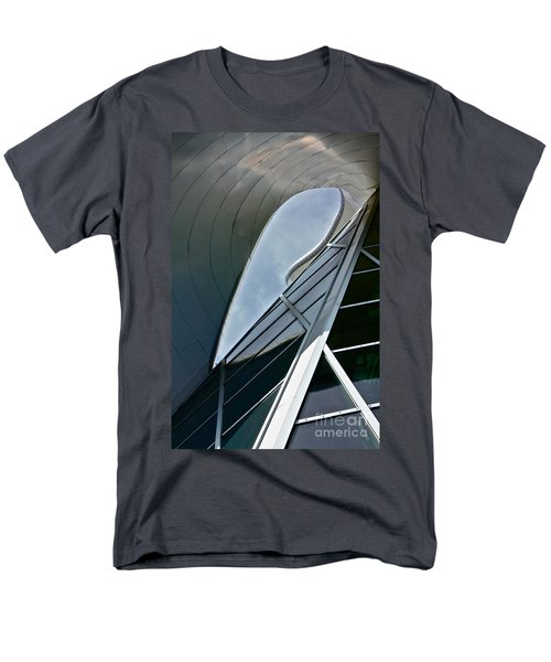 Outer Space Men's T-Shirt  (Regular Fit) by Linda Bianic