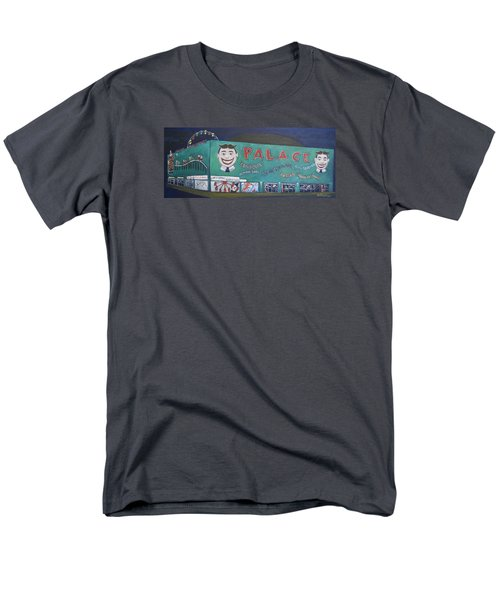 Men's T-Shirt  (Regular Fit) featuring the painting Palace 2013 by Patricia Arroyo