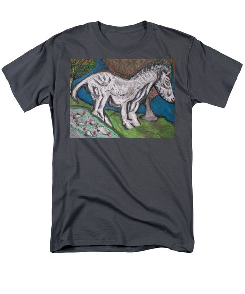 Out There Alone. Men's T-Shirt  (Regular Fit) by Jonathon Hansen