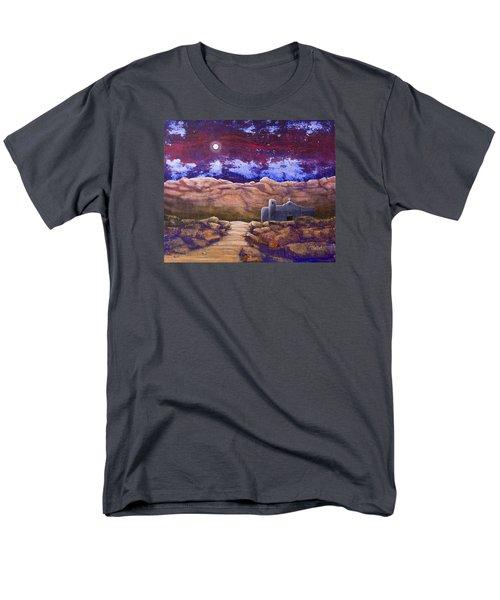 Paper Moon Men's T-Shirt  (Regular Fit) by Jack Malloch