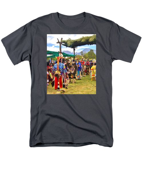 Party Time Men's T-Shirt  (Regular Fit) by Marilyn Diaz