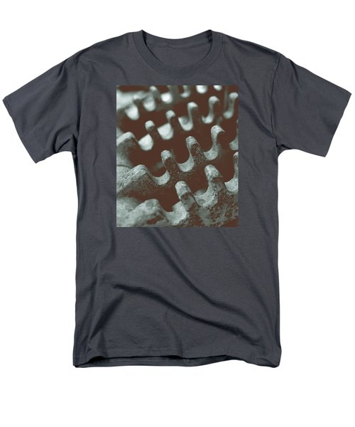 Men's T-Shirt  (Regular Fit) featuring the photograph Passing Gears by Steven Milner
