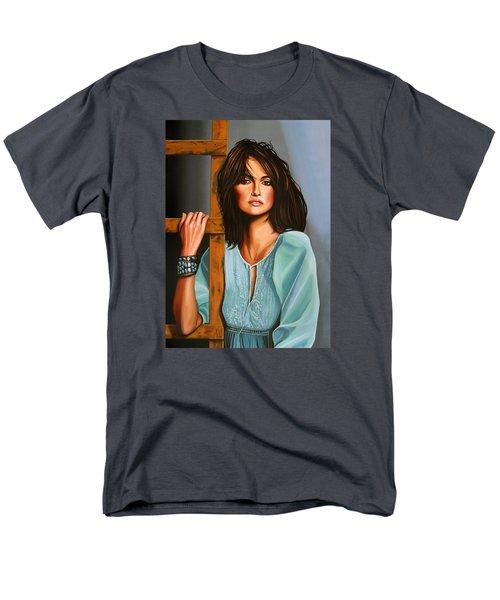 Penelope Cruz Men's T-Shirt  (Regular Fit) by Paul Meijering