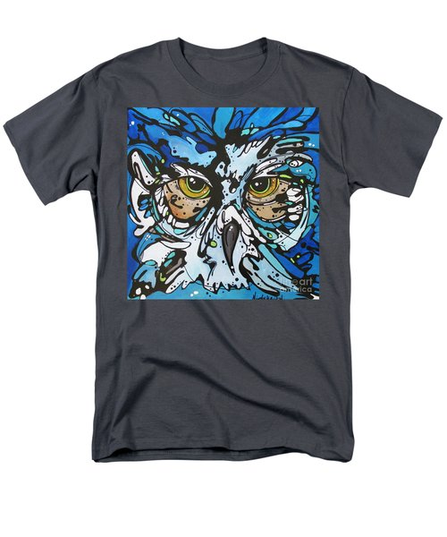 Men's T-Shirt  (Regular Fit) featuring the painting Perry by Nicole Gaitan