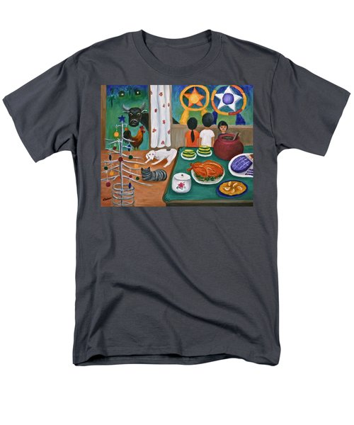 Philippine Christmas 2 Men's T-Shirt  (Regular Fit) by Victoria Lakes