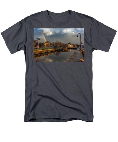 Phoenix Pot Of Gold Men's T-Shirt  (Regular Fit) by Everet Regal