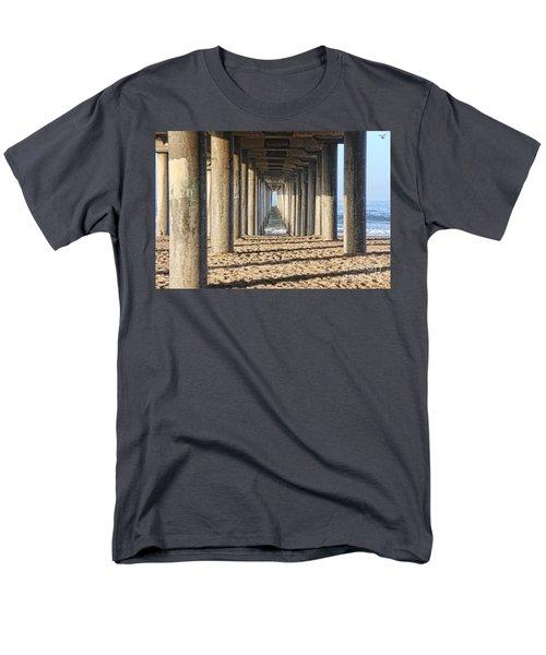 Pier Men's T-Shirt  (Regular Fit) by Tammy Espino