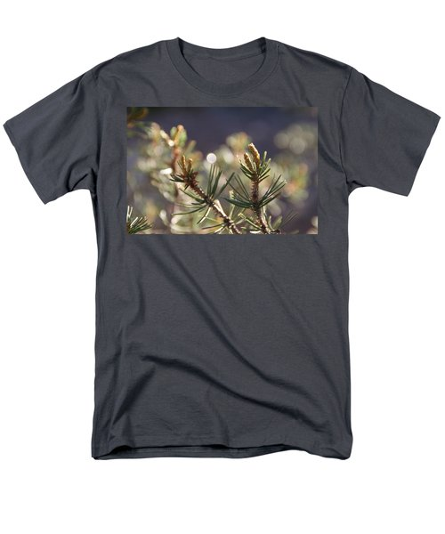Men's T-Shirt  (Regular Fit) featuring the photograph Pine by David S Reynolds