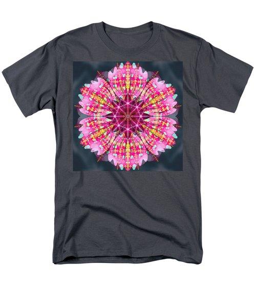 Pink Lightning Men's T-Shirt  (Regular Fit)