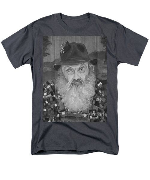 Popcorn Sutton - Jam - Moonshine Men's T-Shirt  (Regular Fit) by Jan Dappen