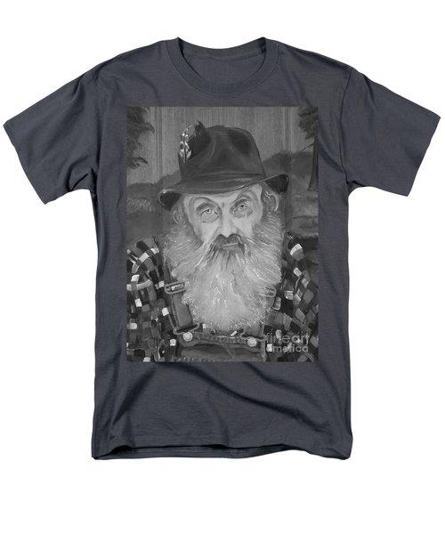 Popcorn Sutton - Jam - Moonshine Men's T-Shirt  (Regular Fit)