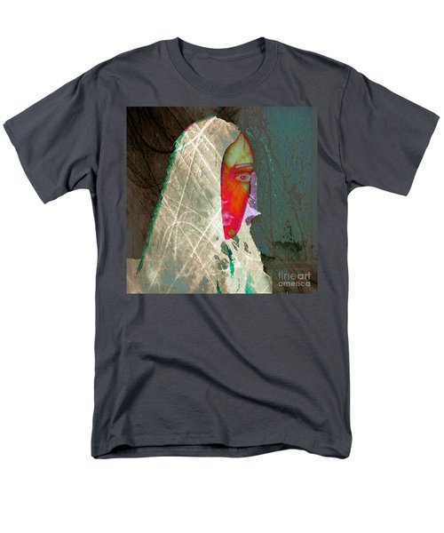Portrait Of Horror Men's T-Shirt  (Regular Fit)
