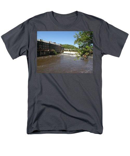 Pratt Cotton Factory Men's T-Shirt  (Regular Fit)