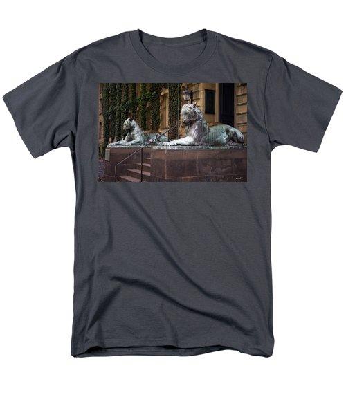 Princeton Tigers Men's T-Shirt  (Regular Fit) by Madeline Ellis