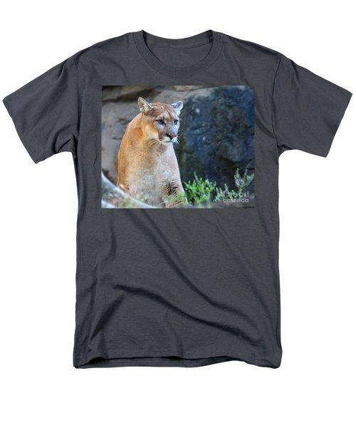 Puma On The Watch Men's T-Shirt  (Regular Fit) by John Telfer