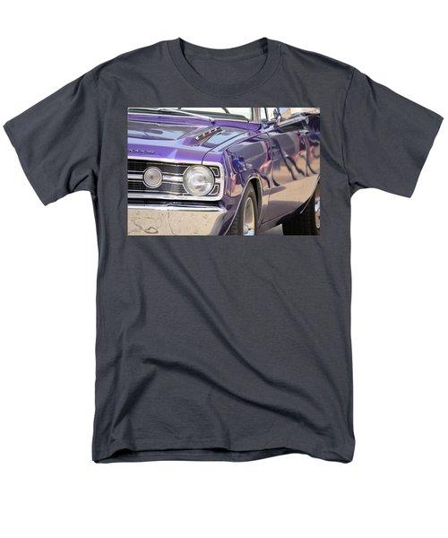Purple Mopar Men's T-Shirt  (Regular Fit) by Bonfire Photography