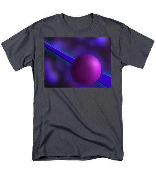 Purple Orb Men's T-Shirt  (Regular Fit) by Paul Wear