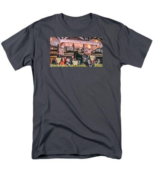Quadri Orchestra Venice Men's T-Shirt  (Regular Fit) by Liz Leyden