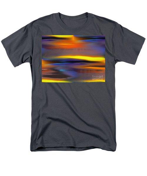 Soft Rain Men's T-Shirt  (Regular Fit) by Yul Olaivar