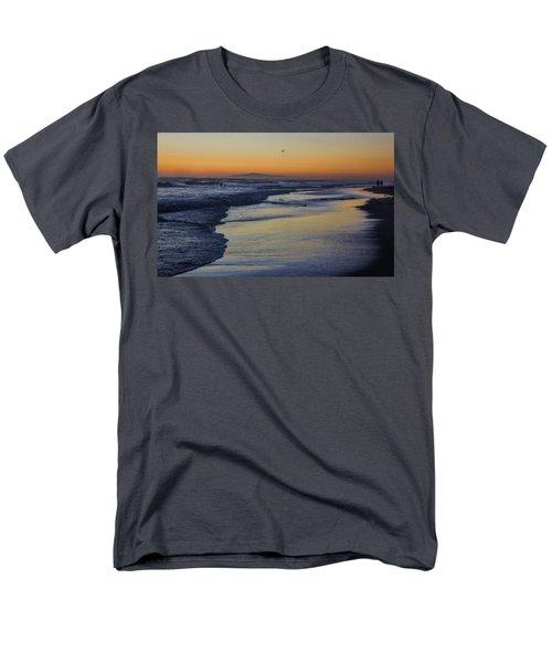 Quiet Men's T-Shirt  (Regular Fit) by Tammy Espino