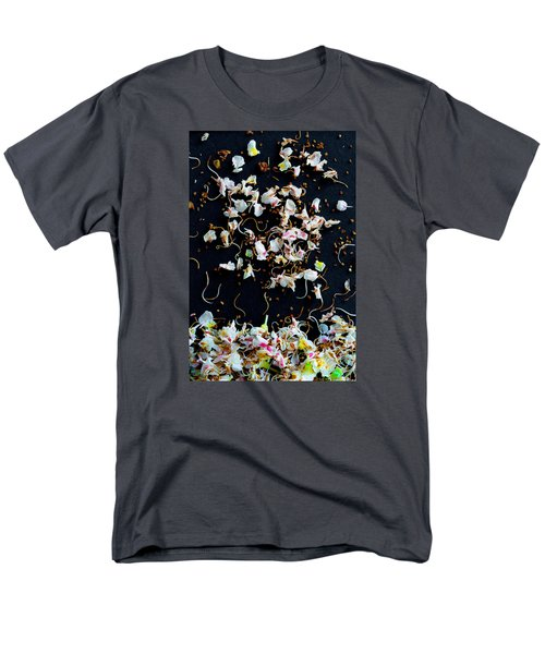 Rain Of Petals Men's T-Shirt  (Regular Fit) by Edgar Laureano