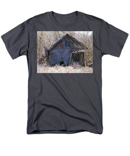 Men's T-Shirt  (Regular Fit) featuring the photograph Ramshackled by Nick Kirby