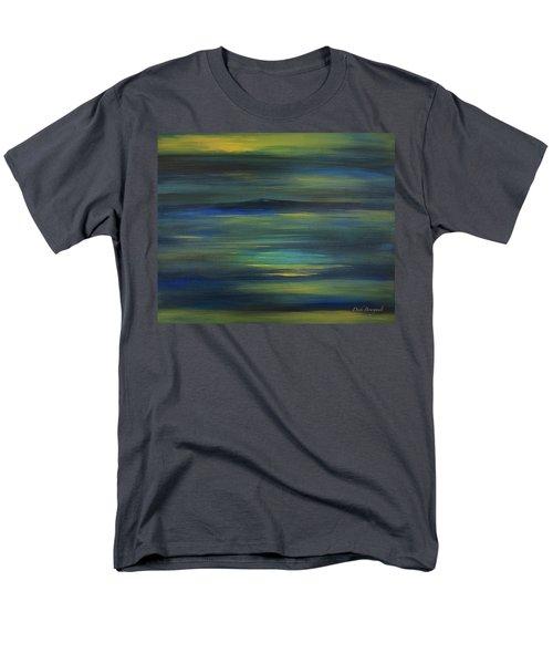 Rangeley Men's T-Shirt  (Regular Fit) by Dick Bourgault