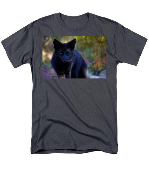 Men's T-Shirt  (Regular Fit) featuring the photograph Reading The Menu by Jim Garrison