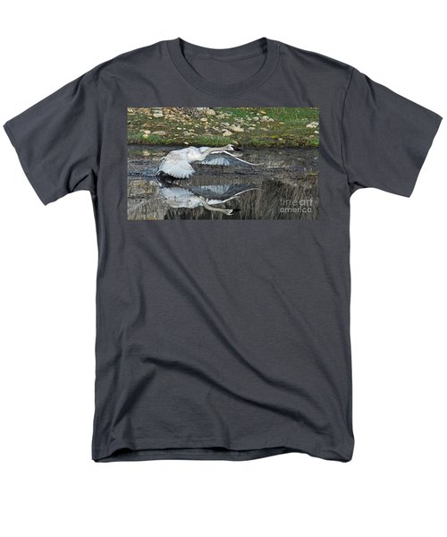Men's T-Shirt  (Regular Fit) featuring the photograph Ready For Launch by Sam Rosen