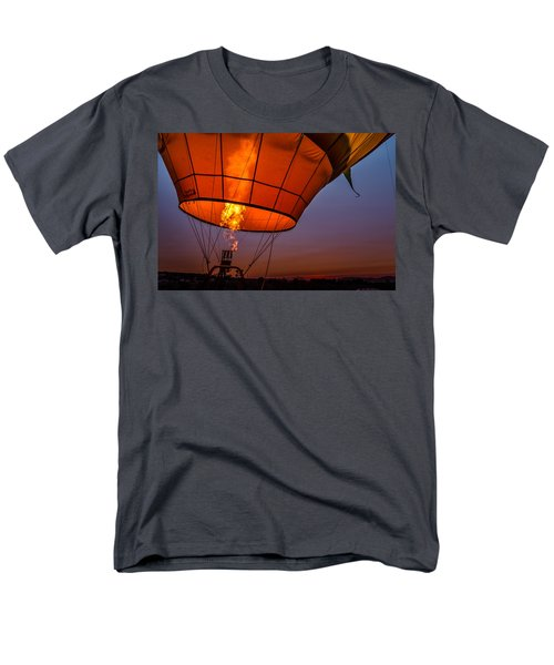 Ready For Takeoff Men's T-Shirt  (Regular Fit) by Linda Villers