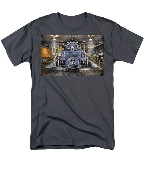 Men's T-Shirt  (Regular Fit) featuring the photograph Ready To Begin My Restoration by Ken Smith