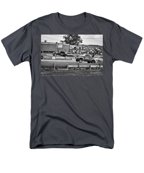Rebel Reaper Wheelstand Men's T-Shirt  (Regular Fit) by Dennis Hedberg