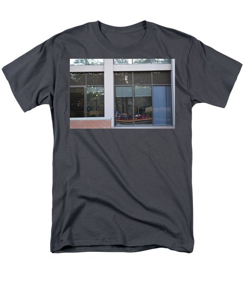 Reflection 1 Men's T-Shirt  (Regular Fit) by Shawn Marlow