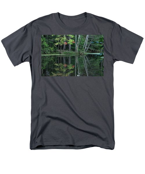Reflection Men's T-Shirt  (Regular Fit) by Bruce Patrick Smith