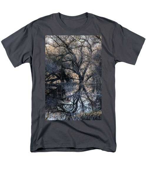 Reflections Men's T-Shirt  (Regular Fit) by Brian Williamson