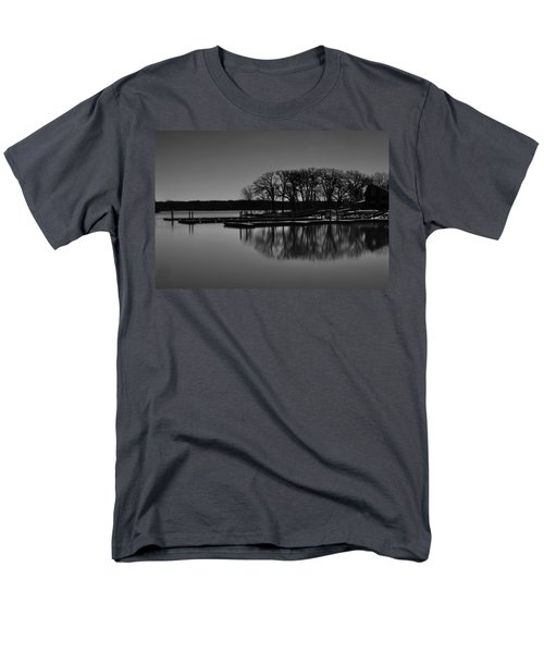 Reflections Of Water Men's T-Shirt  (Regular Fit) by Miguel Winterpacht