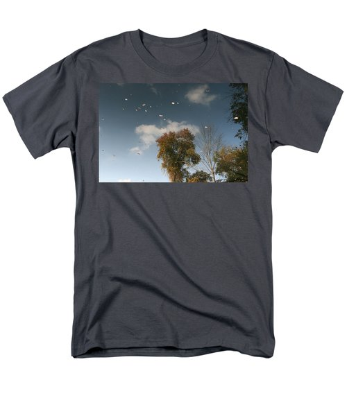 Men's T-Shirt  (Regular Fit) featuring the photograph Reflective Thoughts  by Neal Eslinger