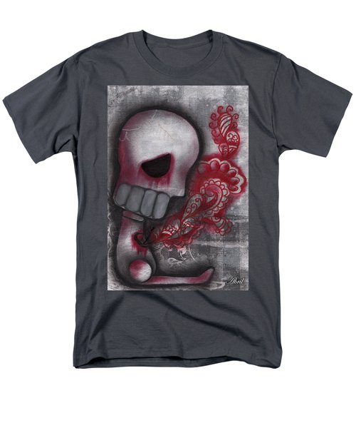Released  Men's T-Shirt  (Regular Fit) by Abril Andrade Griffith