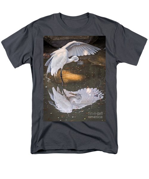 Revealed Close-up Men's T-Shirt  (Regular Fit) by Kate Brown