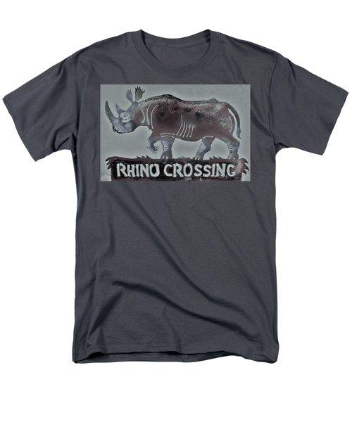 Rhino Xiv Men's T-Shirt  (Regular Fit)